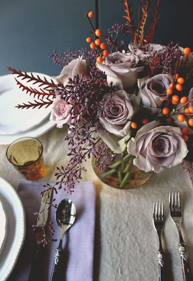 Rosa Beltran Design: HOLIDAY FLORAL INSPIRATION: SUMPTUOUS, SATURATED JEWEL TONES