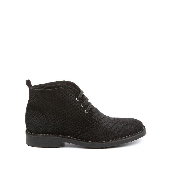 Invito zwarte suède desert boots online bestellen | Intreza.nl