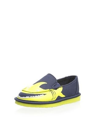 32% OFF Carters Kid's Jayro 2 Shoe (Navy/Yellow)