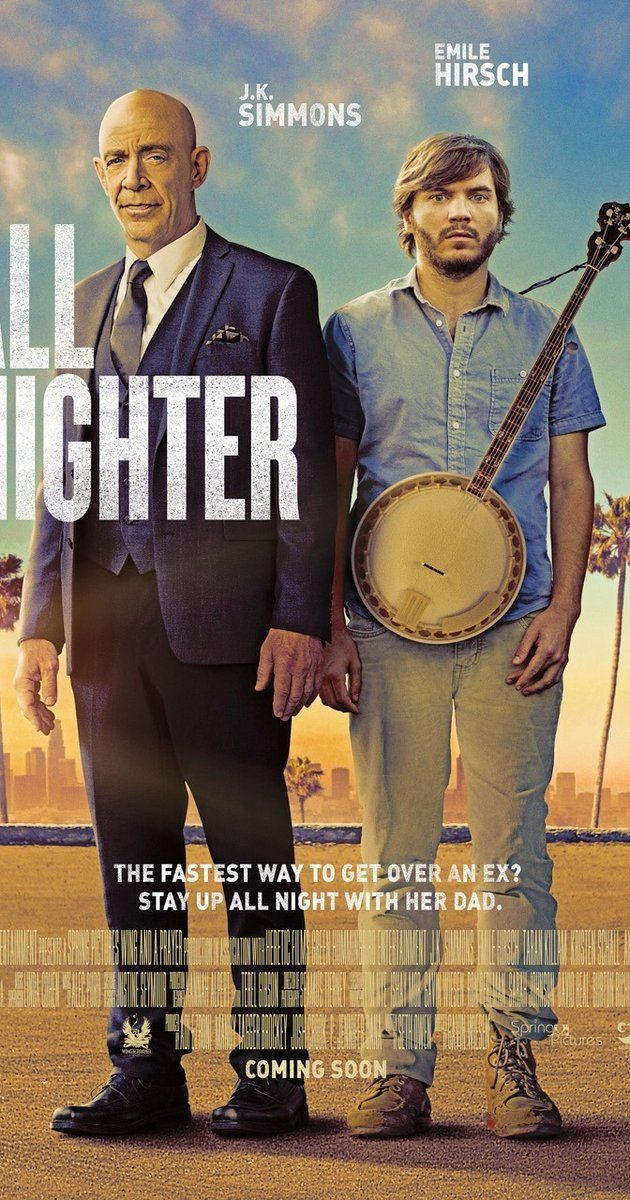 Directed by Gavin Wiesen.  With Shannon Woodward, Analeigh Tipton, Emile Hirsch, J.K. Simmons. A workaholic father who attempts to visit his daughter during a layover in LA, only to discover that she's disappeared, is forced to team up with her awkward ex-boyfriend to find her over the course of one transformative night.