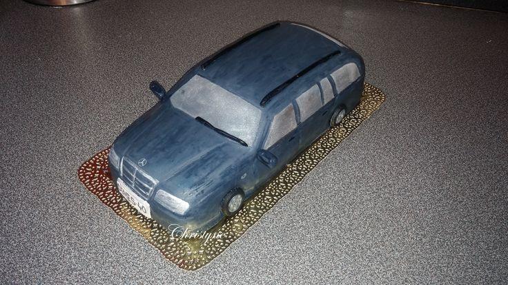 Mercedes cake 3.