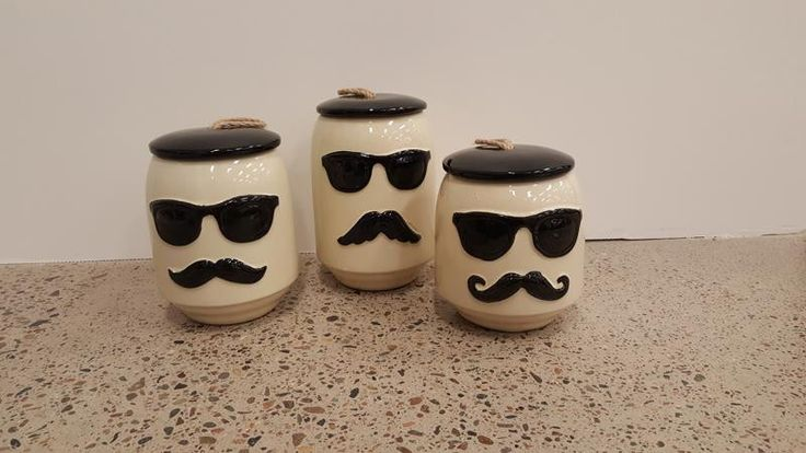 Hipster Jar from The Furniture Shack