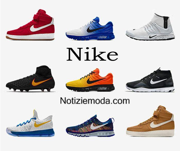 Sneakers Nike autunno inverno 2016 2017 moda uomo