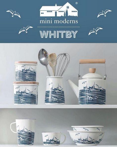 Mini Moderns Whitby Enamel Collection