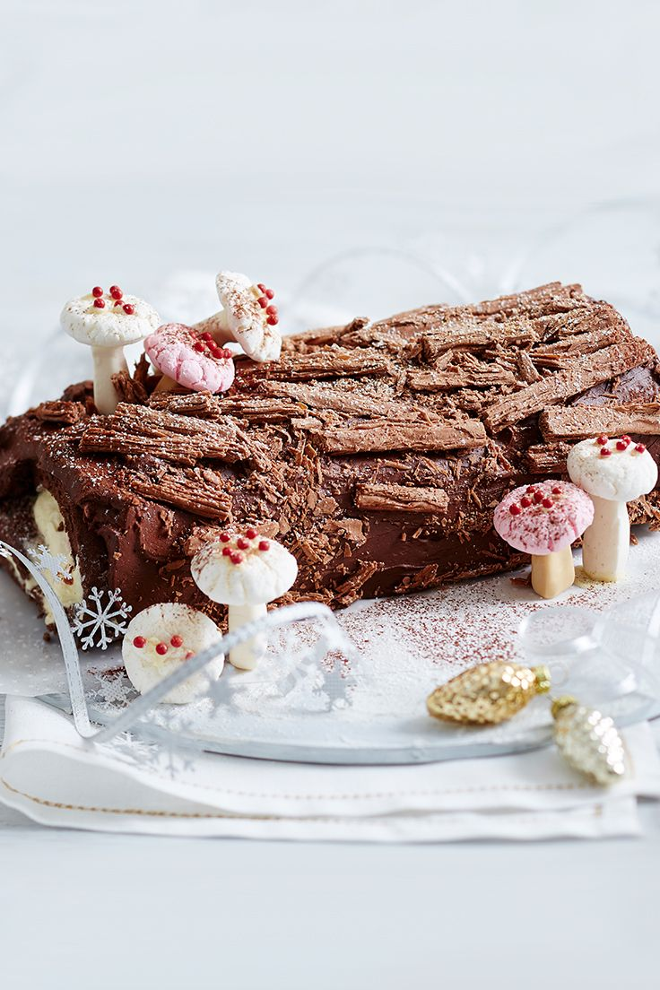 This fuss-free Christmas dessert is the perfect last-minute addition to your festive feast.