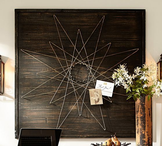Spirograph Wall Art | Pottery Barn Not Exactly Shabby Chic But I Love This  And Would