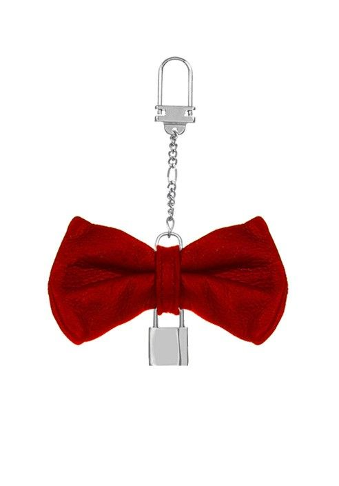 Keychain Papillon Red MADE IN ITALY  Shop now on www.dezzy.it