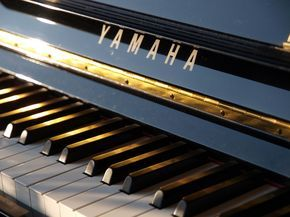 WHY DO THE BEST PIANISTS CHOOSE YAMAHA PIANOS?