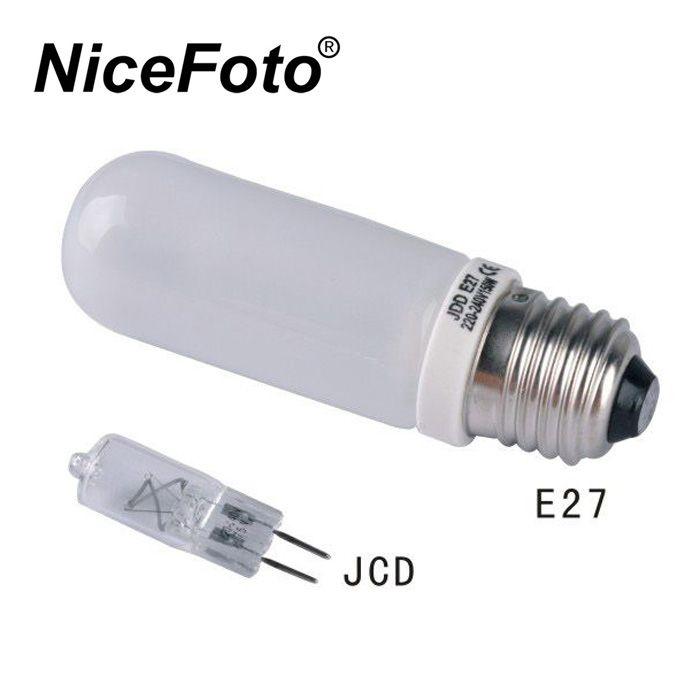 Лампа пилотного света NiceFoto JCD-75W