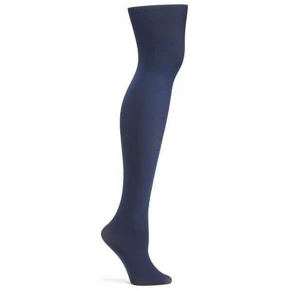 Old Navy Womens Control Top Tights ($5) ❤ liked on Polyvore featuring intimates, hosiery, tights, blue, old navy, nylon pantyhose, nylon tights, nylon hosiery and old navy tights