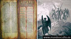 El Libro de Enoc: Historia de los Nephilim los Ángeles Caídos y cómo dios limpió la Tierra