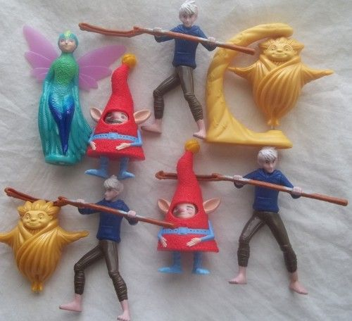 Image result for rise of the guardians action figures