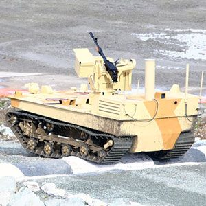 Russia Wants Autonomous Fighting Robots, and Lots of Them - Unmanned Ground Vehicles - Popular Mechanics