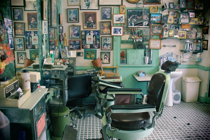 Pin by Jake Tanner on Barber in 2019 Barber shop, Old