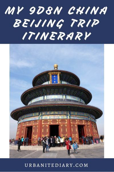 Beijing Itinerary for first timer - Top Things to do in Beijing - Best Things to do in Beijing  #Beijing #Itinerary #China