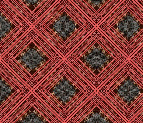 CLAN_3 da leitmotiv, fare clic per l'acquisto di tessuto