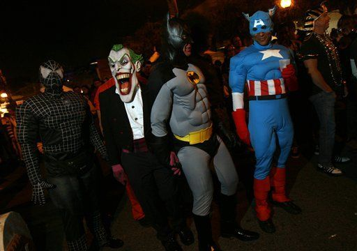 Popular Halloween Costumes To Try Out This Halloween