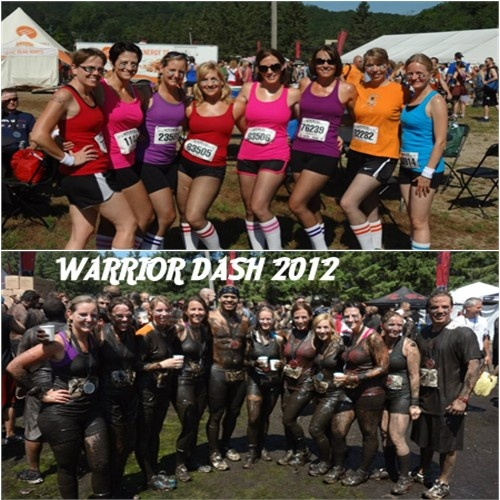 WARRIOR DASH totally want pics like this!!