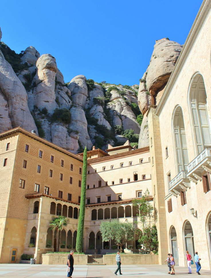 Monserat Monastery, Barcelona
