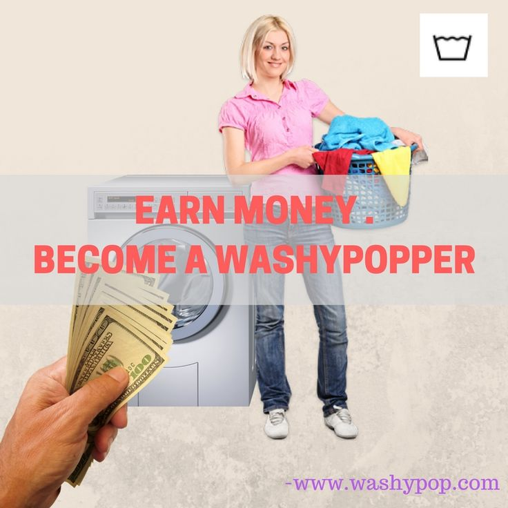 Join the Washypop network and earn an extra income. Visit the website for more details #EarnExtraIncome #Washpop