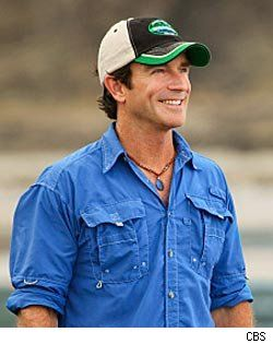 "Jeff Probst, ""survivor"" host...love him and the show."