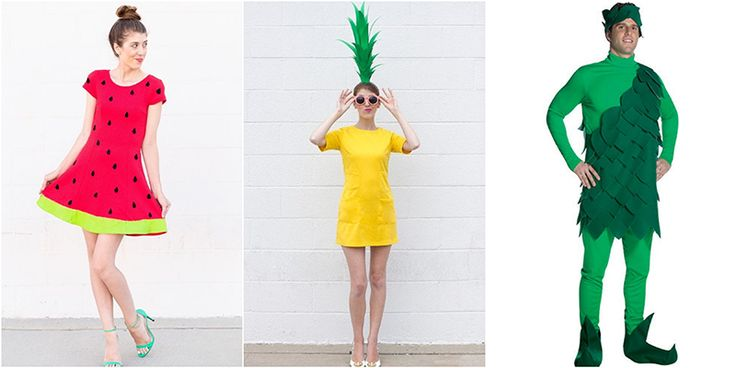 Fruit or Vegetable Costume