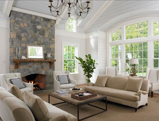 Half Vaulted Ceiling Living Room Brown Wooden Laminate Flooring Pastel Color Square Pill Vaulted Ceiling Living Room Brown Living Room Decor Rustic Living Room