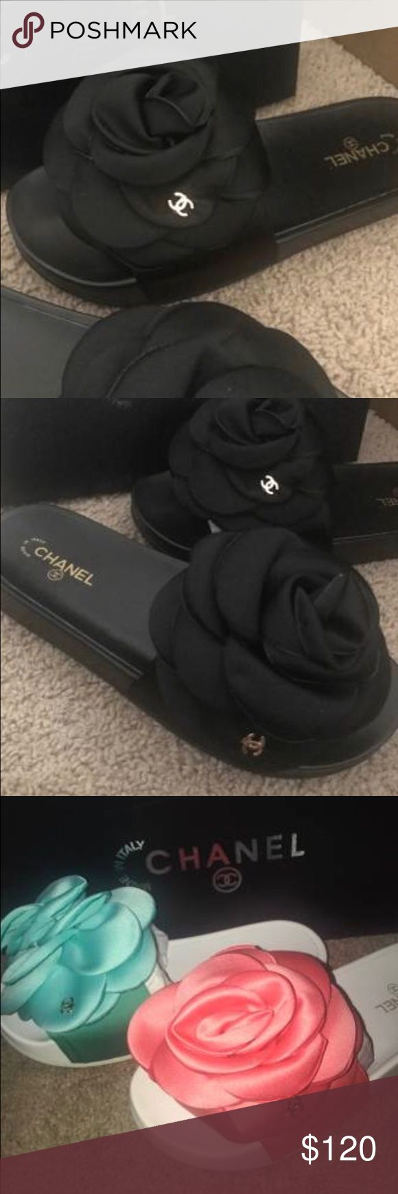 25 Best Ideas About Chanel Slippers On Pinterest Chanel