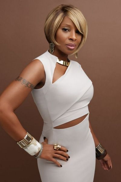 Mary J - Ray Brown Productions - Photographer: steve erle