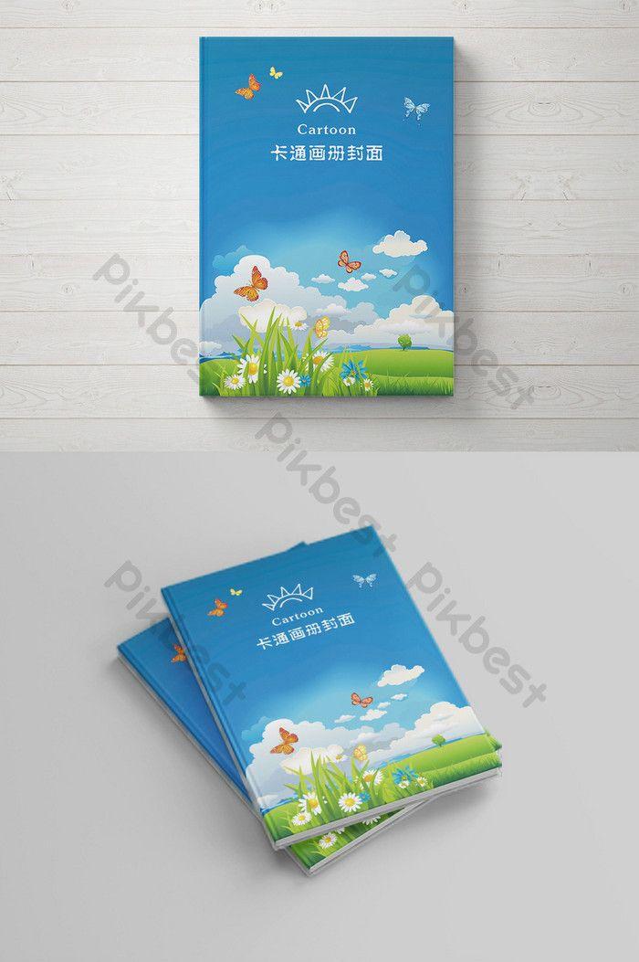 تصميم غلاف كتيب تدريب نمو رياض الأطفال لطيف الكرتون Psd تحميل مجاني Pikbest Holiday Poster Sale Poster Greeting Card Illustration