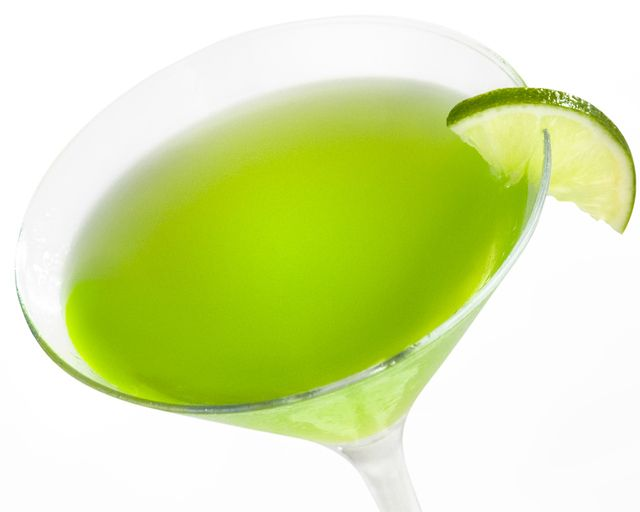 Today Calls for a Gorgeous Green Melon Cocktail: Japanese Slipper