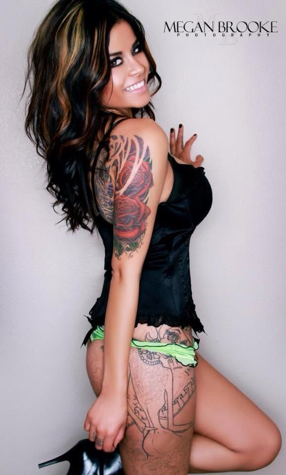 64 best images about beauty on pinterest models zombie for Best tattoo magazine
