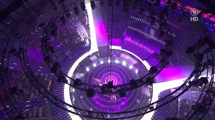 Eurovision Song Contest 2011 - Creative Technology