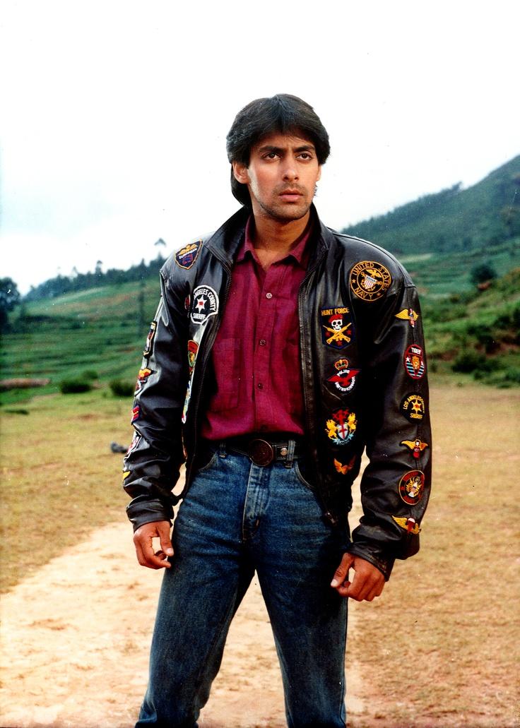 #SalmanKhan in 'Maine Pyar Kiya'.