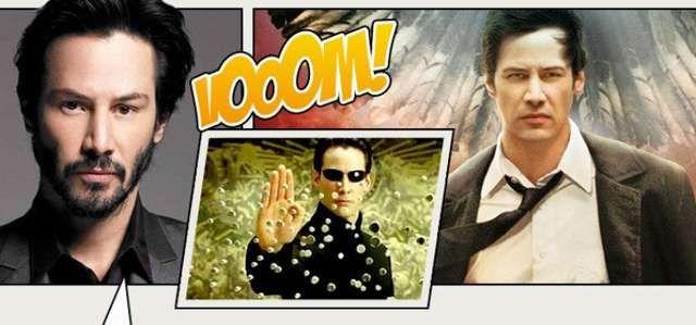 10 fatos e curiosidades sobre Keanu Reeves, o Constantine!