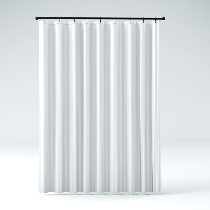 1000 Ideas About Extra Long Shower Curtain On Pinterest Two Shower Curtains Fun Shower