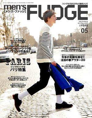 men's FUDGE vol.62 2014/05