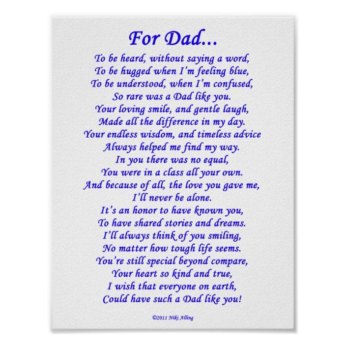 Pin On Memorial Poems For Dad