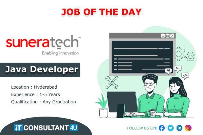 Javadeveloper Javajobs Hyderabadjobs Itconsultant4u In 2020 Freelancing Jobs Job Job Search