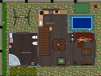 Проектируем дизайн для своей квартиры в #planner5d