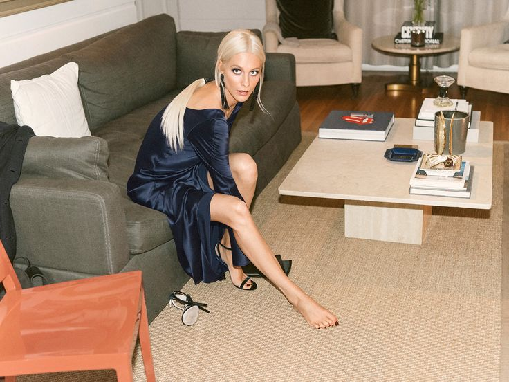 Getting Dressed with Poppy Delevingne | The Violet Files