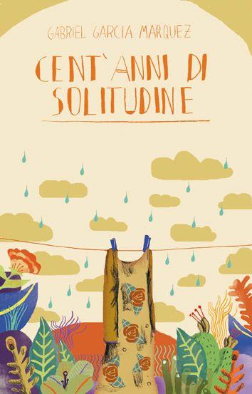 Cent'anni di solitudine - Progetti di copertina di Federica Ubaldo