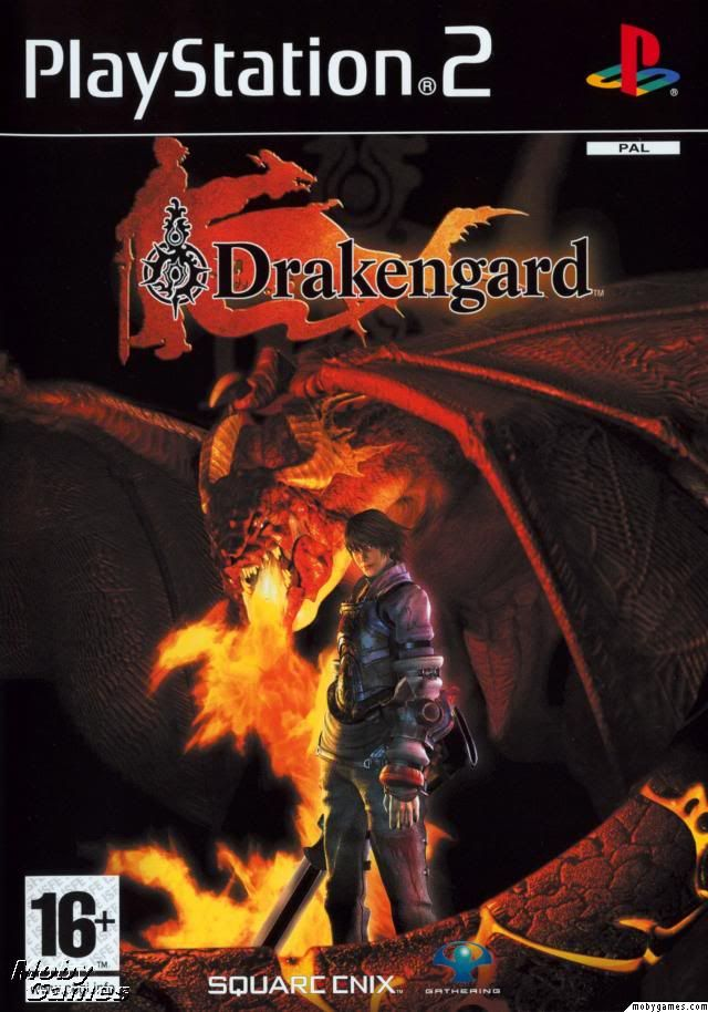 Drakengard the oneeyed man by rokuso on DeviantArt