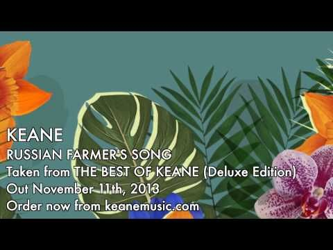 ▶ Keane - Russian Farmer's Song (Official audio) - YouTube