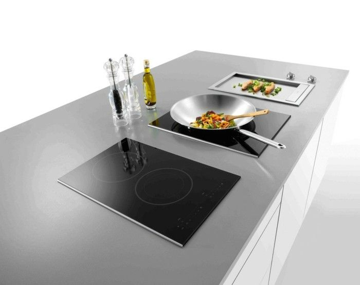 function of the induction cooker