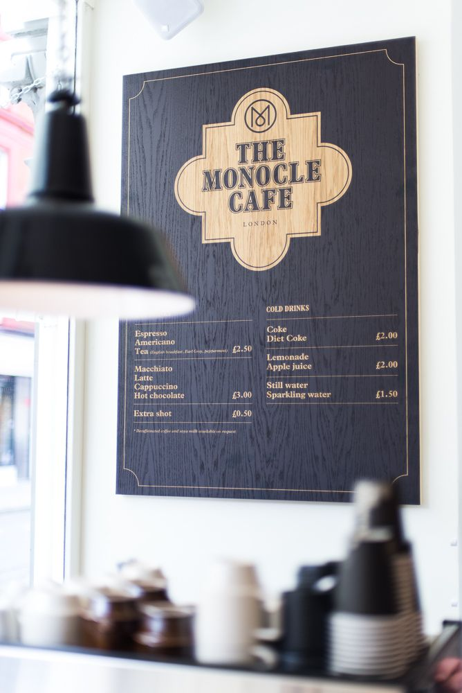 monocle cafe - Recherche Google