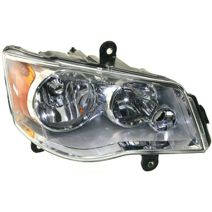 New Head Light Assembly Right For Chrysler Town Country 2008