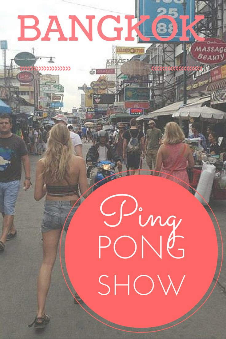Should You See A Ping Pong Show In Bangkok  Favorite -8093