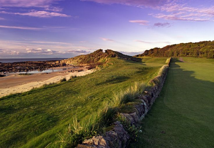 Pit The 13th Hole West Links North Berwick Scotland