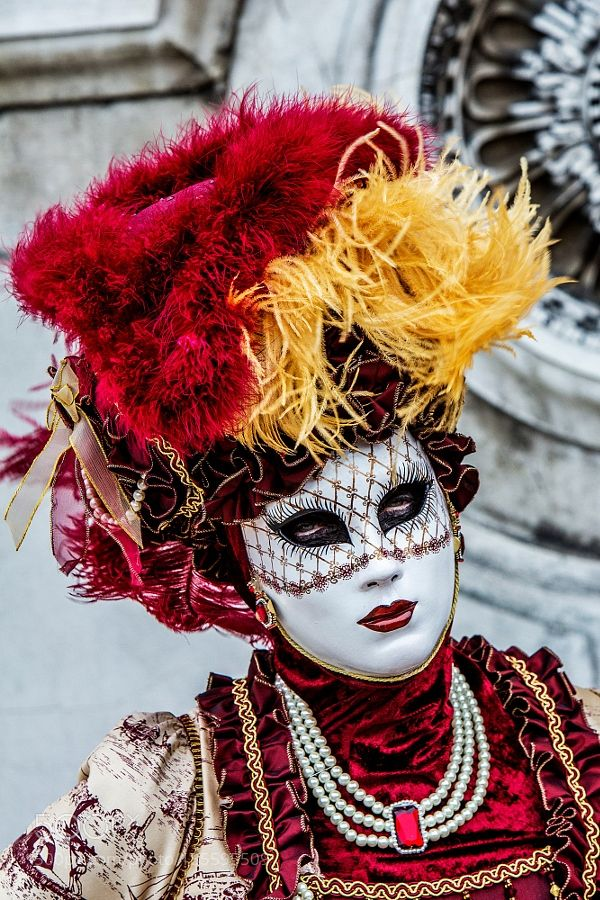 Popular on 500px : Venice-Carnival  #104 by steve-lange